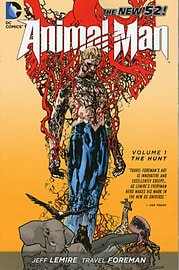 Animal Man TP Vol 03 Deus Ex Machina (Paperback) Books