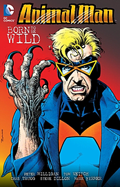 Animal Man Volume 4: Splinter Species TP (The New 52) (Animal Man (DC Comics)) (Paperback) Books