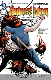 Animal Man Volume 5: The Meaning of Flesh (Animal Man (DC Comics)) (Paperback) Books