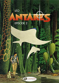 Antares Vol.3: Episode 3 (Paperback) Books