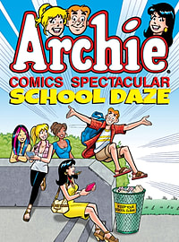 Archie Comics Spectacular: Sports Time: (Paperback) Books