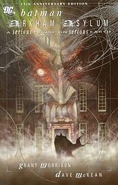 Arkham Asylum Madness TP (Paperback) Books