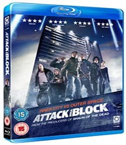 Attack The Block [Blu-ray] Blu-ray