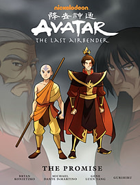 Avatar: The Last Airbender - The Promise Part 1 (Avatar: The Last Airbender Book Four) (Paperback) Books