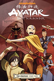Avatar: The Last Airbender - The Rift Part 1 (Paperback) Books