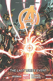 Avengers - Volume 4: Infinity (Marvel Now) (Avengers (Marvel Unnumbered)) (Hardcover) Books