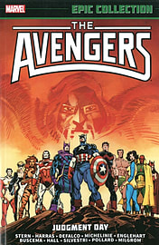Avengers Epic Collection: The Final Threat (Paperback) Books