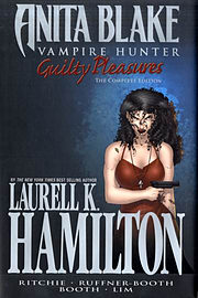 ANITA BLAKE, VAMPIRE HUNTER: THE LAU Books