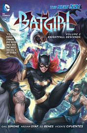 Batgirl Volume 3: Death of the Family HC (The New 52) (Batgirl (DC Comics Hardcover)) (Hardcover) Books