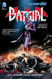 Batgirl/Robin Year One TP (Paperback) Books