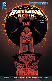 Batman and Robin Volume 3: Death of the Family TP (The New 52) (Batman & Robin (Numbered)) (Paperbac Books