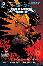 Batman and Robin Volume1: Born to Kill TP (The New 52) (Batman & Robin) (Paperback) Books