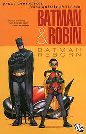 Batman And Robin White Knight Dark Knight HC (Batman & Robin) (Hardcover) Books