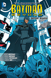 Batman Beyond: Batgirl Beyond TP (Paperback) Books