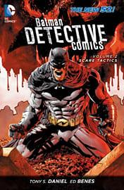 Batman Detective Comics Volume 1: Faces Of Death TP (Paperback) Books