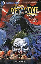 Batman Detective Comics Volume 2: Scare Tactics TP (The New 52) (Paperback) Books