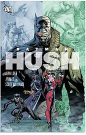 Batman Hush Unwrapped Deluxe Ed HC (Hardcover) Books