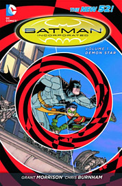 Batman Incorporated Volume 1: Demon Star TP (The New 52) (Paperback) Books