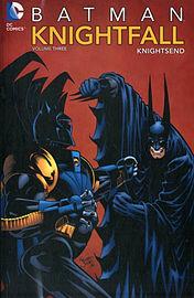 Batman Knightfall TP Vol 01 (Paperback) Books