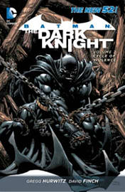 Batman The Dark Knight Volume 3: Mad (The New 52) (Hardcover) Books