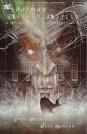 Batman: Arkham Asylum Living Hell Deluxe Edition HC (Hardcover) Books