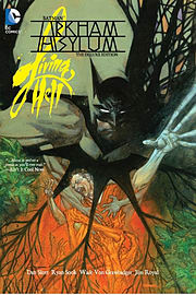 Batman: Arkham Unhinged HC (Batman (DC Comics)) (Hardcover) Books