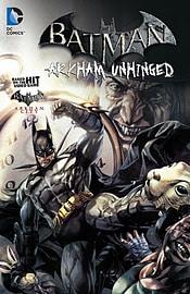 Batman: Arkham Unhinged Volume 3 (Hardcover) Books