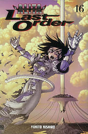 Battle Angel Alita: Last Order Volume 17 (Paperback) Books