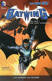 Batwing Volume 2: In the Shadow of the Ancients TP (Paperback) Books