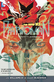 Batwoman Volume 2: To Drown the World HC (Hardcover) Books