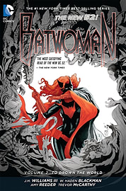 Batwoman Volume 2: To Drown the World TP (The New 52) (Paperback) Books