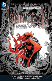 Batwoman Volume 3: World's Finest TP (The New 52) (Paperback) Books