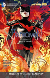 Batwoman Volume 3: World's Finest HC (Hardcover) Books