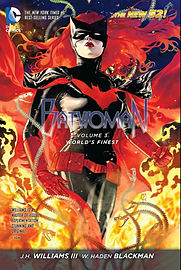 Batwoman Volume 4: This Blood is Thick HC (The New 52) (Hardcover) Books