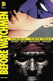 Before Watchmen: Ozymandias / Crimson Corsair TP (Paperback) Books