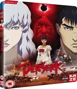 Berserk: Movie 2 - The Battle For Doldrey [Blu-ray] Blu-ray