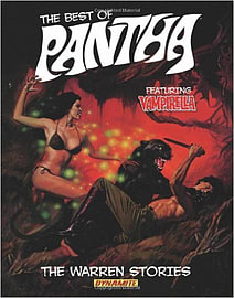 The Best of Pantha: The Warren Stories HC (Hardcover) Books