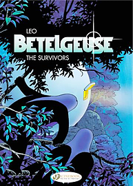Betelgeuse Vol.2: The Caves (Paperback) Books