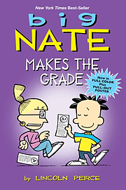 Big Nate: Great Minds Think Alike (Paperback) Books