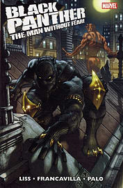 Black Panther: The Man Without Fear: Fear Itself (Paperback) Books