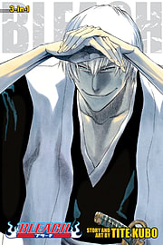 Bleach: 3-in-1: 8 (Paperback) Books