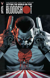 Bloodshot Volume 3: Harbinger Wars TP (Paperback) Books