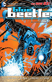 Blue Beetle Volume 2: Blue Diamond TP (The New 52) (Paperback) Books