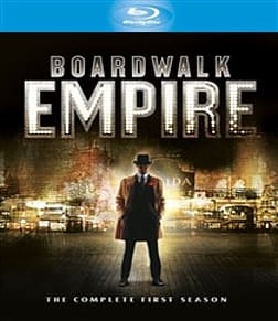 Boardwalk Empire - Season 1 (HBO) [Blu-ray] [2012] [Region Free] Blu-ray