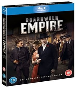 Boardwalk Empire - Season 2 (HBO) Blu-ray