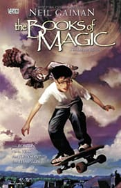 Books of Magic TP (Paperback) Books