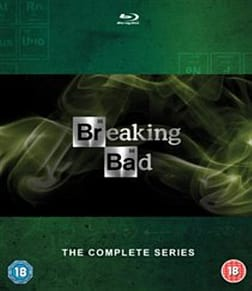 Breaking Bad: The Complete Series [Blu-ray] Blu-ray