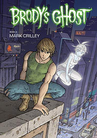 Brody's Ghost Volume 4 (Paperback) Books