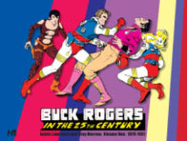 Buck Rogers in the 25th Century: The Western Publishing Years Volume 1 (Hardcover) Books