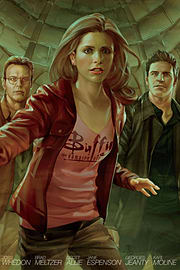 Buffy the Vampire Slayer Omnibus, Vol. 1 (Paperback) Books